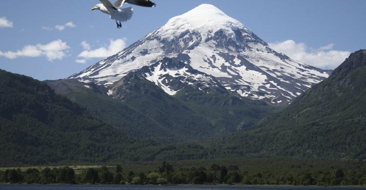 Volcán de Lanín. © Jacynth Roode (iStock)