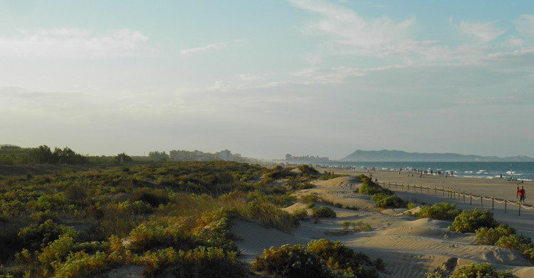 Playa salvaje de L'Ahuir. vicente_mb (Flickr)