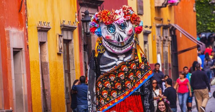 Fiestas en San Miguel de Allende. Bpperry (iStock)
