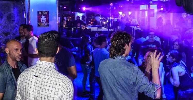 Sala en la discoteca Luna (http://www.tilllate.es/)