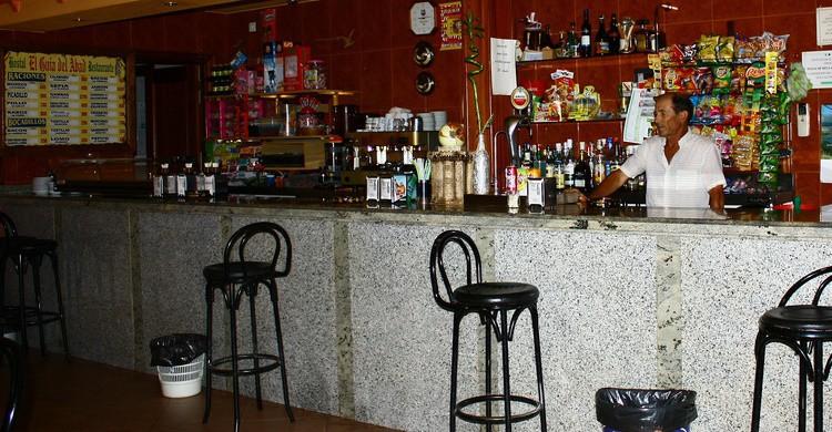 Bar en un pueblo de Cáceres. Jose Antonio Cotallo López (Flickr)