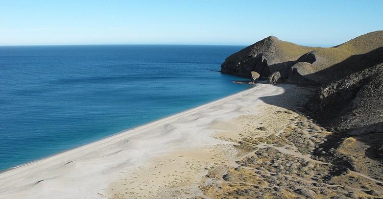 Playa de los Muertos, Almería Pablo F. J. (Foter)