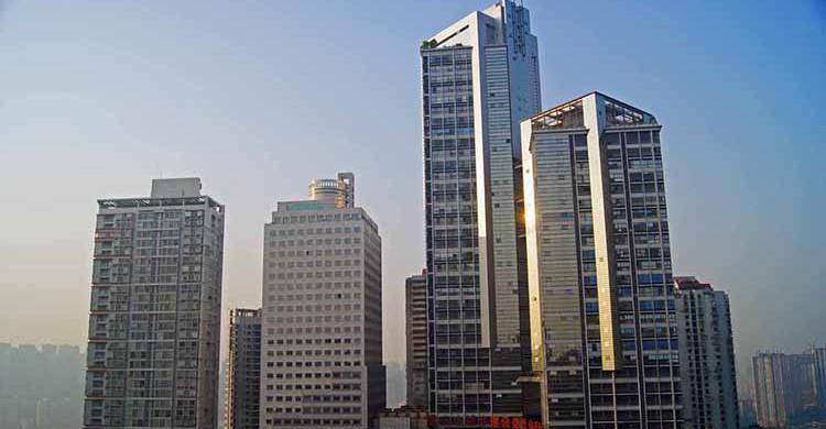 Chongqing, China (Jjmusgrove, Flickr)