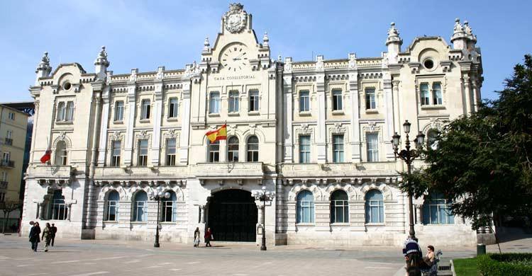 Ayuntamiento de Santander (iStock)