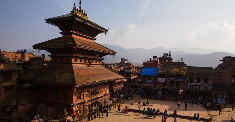 Templo Bhairavnath. jmhullot (Foter)