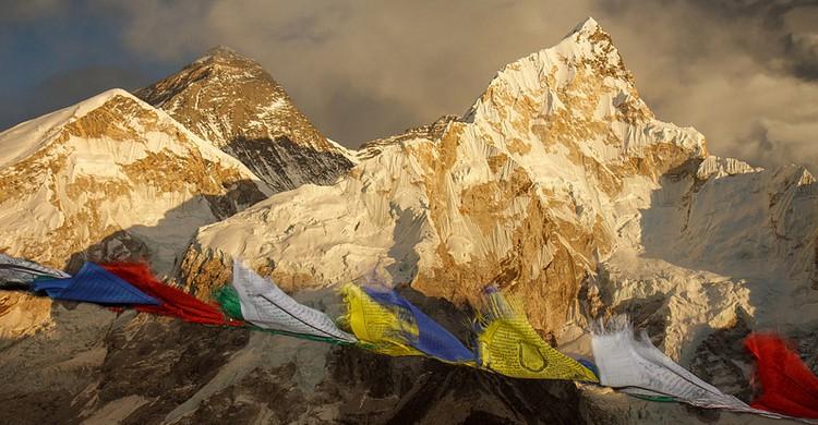 El Everest desde Kala Patthar. Indrik myneur (Foter)