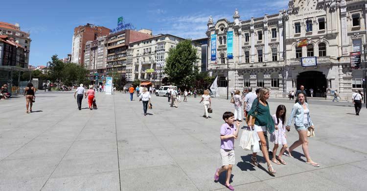 Santander es una de las ciudades más bonitas de España (iStock)