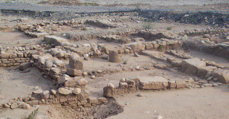 Ruinas romanas (Wikipedia Creative Commons)