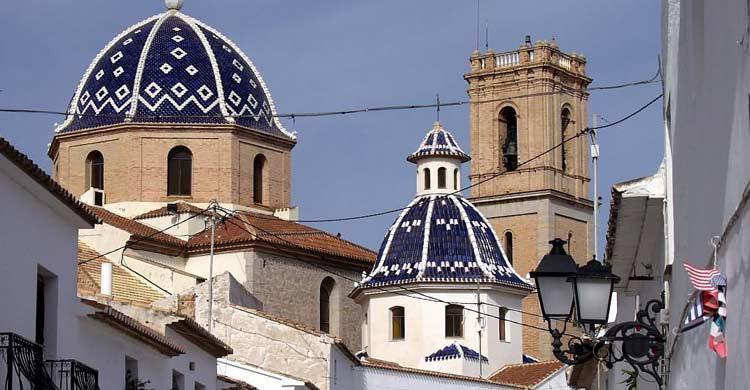 Altea, en la provincia de Alicante (wikimedia.org)