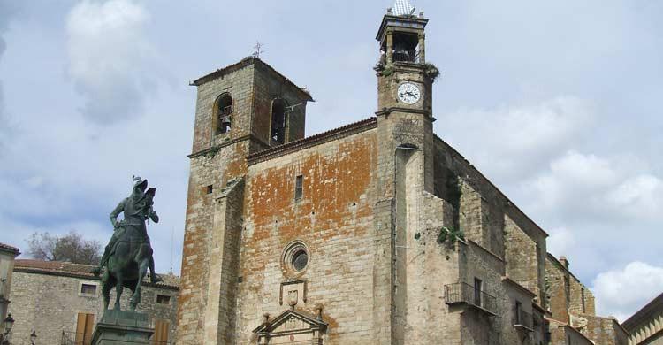Trujillo, en Cáceres (wikimedia.org)