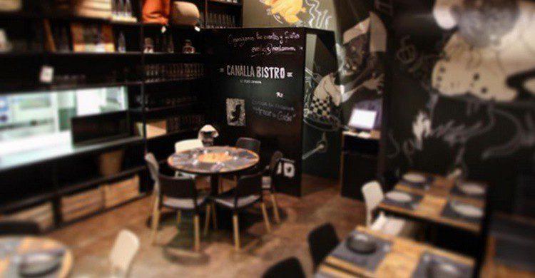 Salón de Canalla Bistro (https://www.instagram.com/canallabistro/)