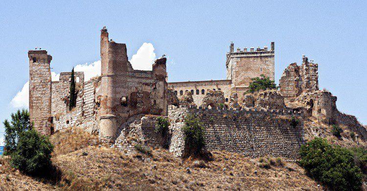 Castillo de Escalona. Jim Anzalone (Flickr)