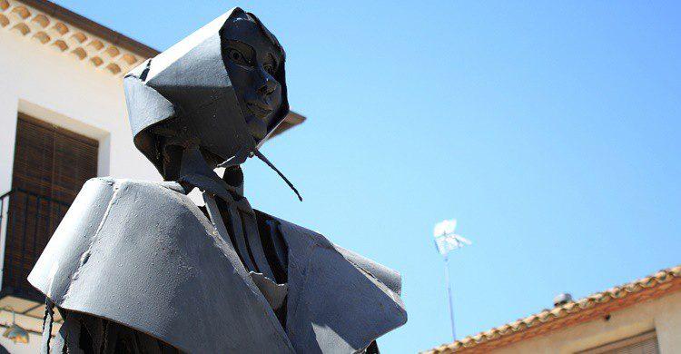 Monumento a Dulcinea. M.Peinado (Flickr)