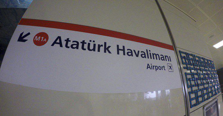 Aeropuerto de Estambul. Anil Bolukbas (iStock)