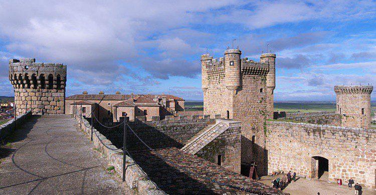 Castillo de Oropesa. José Luis Filpo Cabana (Wikipedia Creative Commons)