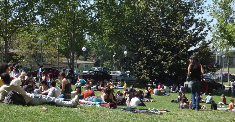 San Cemento se celebra cada año último jueves de abril (Flickr)