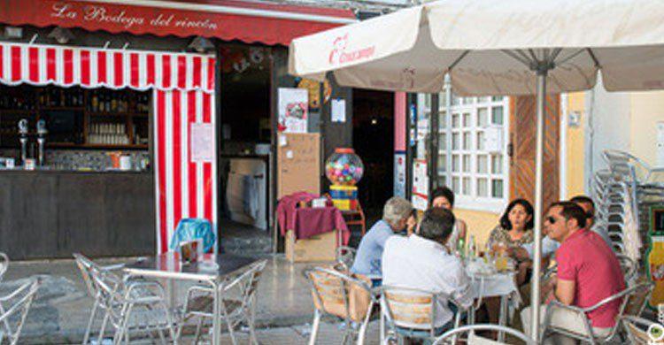 La Bodega del Rincón en Badajoz (Fuente: extremadura.com)
