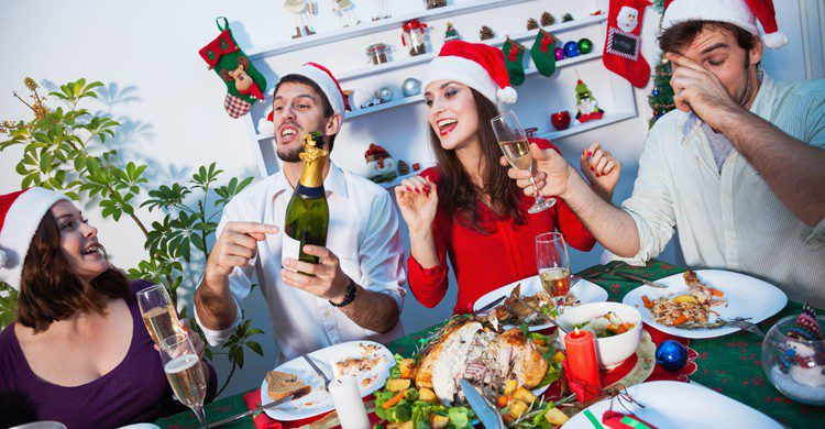 Si pasas fuera las navidades, también puedes hacer que se parecen lo más posible a las que vives con tu familia (iStock)
