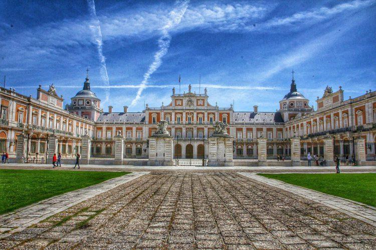 Palacio Real en Aranjuez (Pixabay)