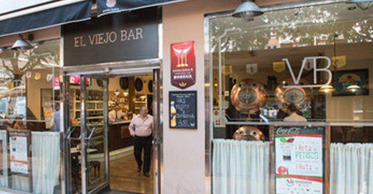 El Viejo Bar en Badajoz (Fuente: extremadura.com)