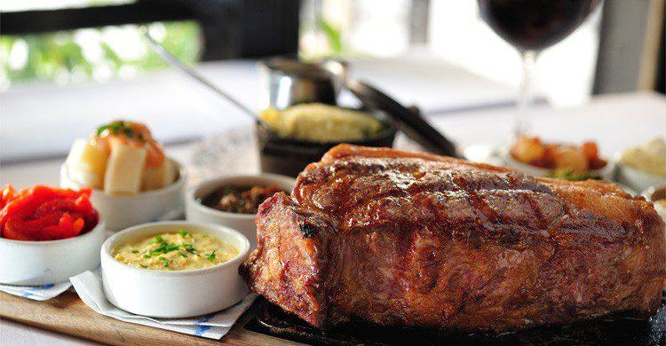 deliciosa carne argentina (Istock)