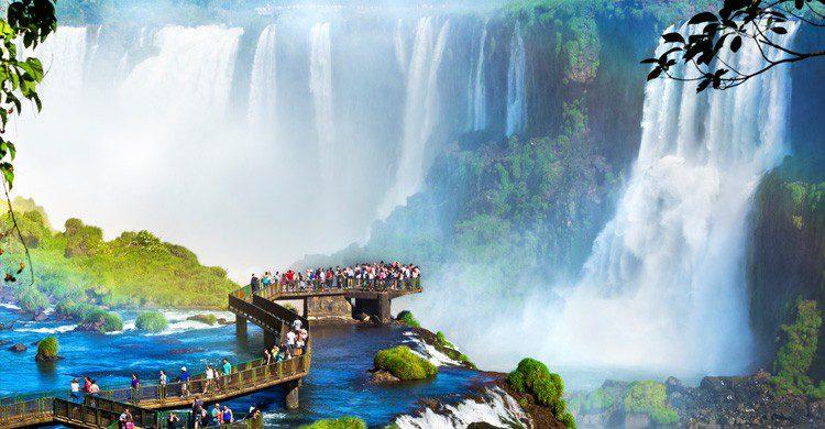 Cataratas de Iguazú (Istock)