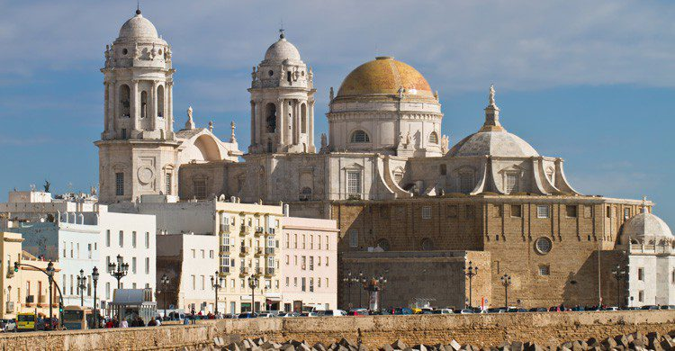 catedral de Cádiz (Istock)
