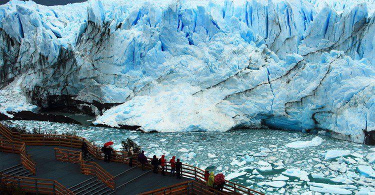 Glaciar Perito Moreno (Istock)