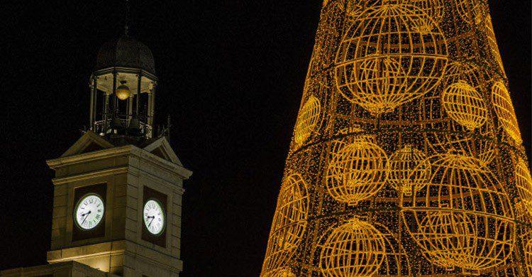Navidad en la Puerta del Sol (Gtres)