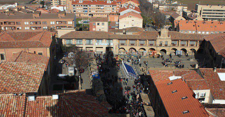 Santo Domingo de la Calzada. Daniel Lombraña González (Flickr)