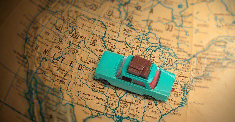 Road trip por Estados Unidos. Michaelquirk (iStock)