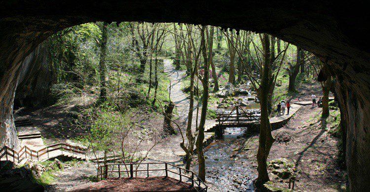 Cuevas de Zugarramurdi. Txopitea (Flickr)