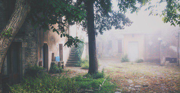 Pueblo abandonado. Ale2000 (iStock)