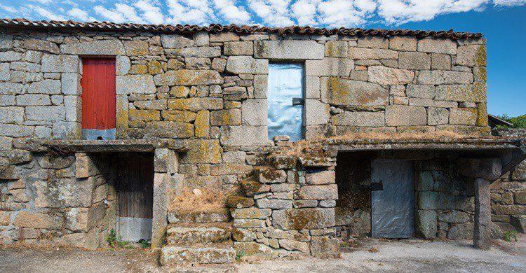 Población casi en abandono al norte de España. XXLPhoto (iStock)
