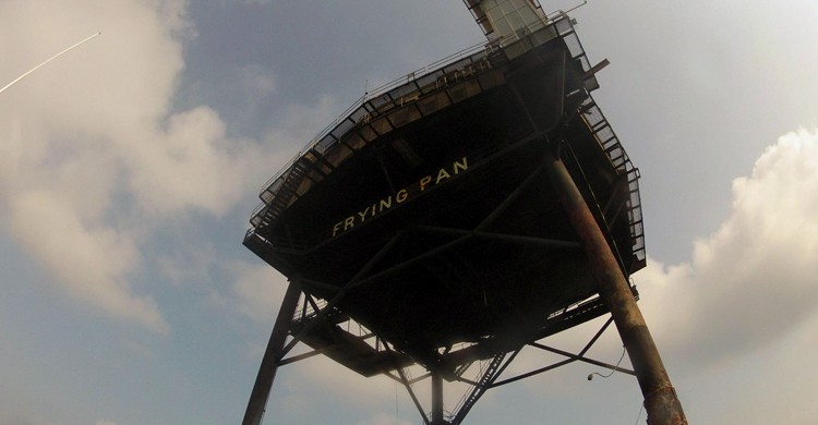 Vista general del hotel (Frying Pan Tower, Facebook)