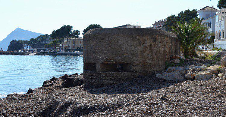 Búnker de Altea. Joanbanjo (Wikipedia Creative Commons)