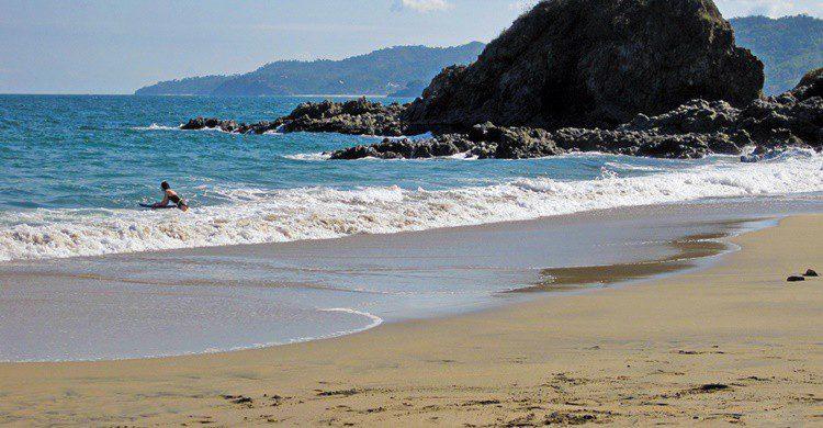 Playa de los Muertos en Almería. Apasciuto (iStock)