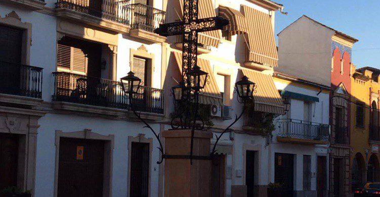 Calle en Villa del Río, en Córdoba. (http://www.villadelriocordoba.es/)