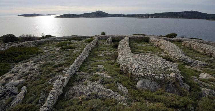 Desde tierra (Web de Like Croatia)