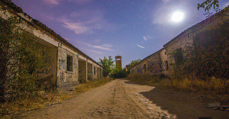 El Alamín. Victor Rivera (Flickr)