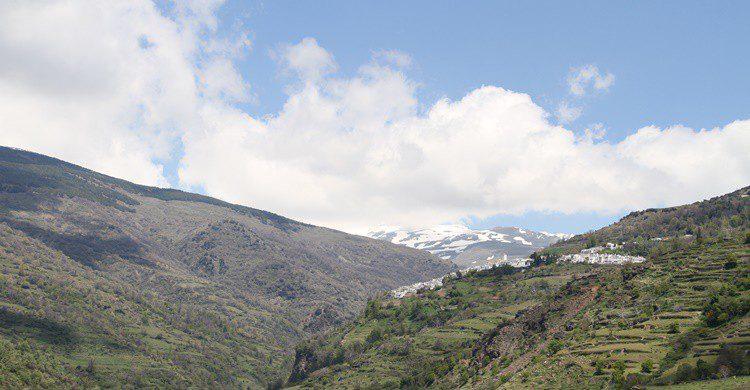 Comarca de la Alpujarra. Soyazur (iStock)