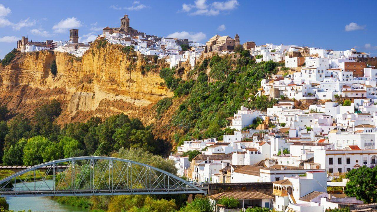 Resultado de imagen de Pueblos Blancos, Cadiz