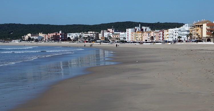Playa de Barbate, Andalucía