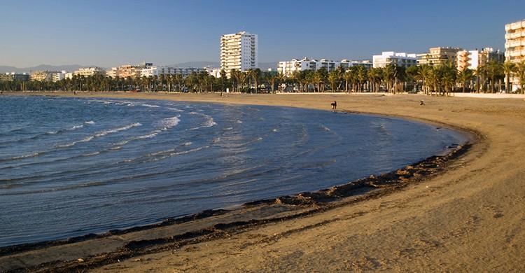 Playa de Salou, Cataluña