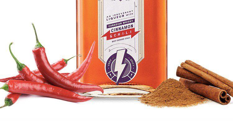 Whisky Cinnamon de moda en bares