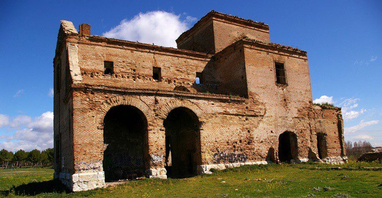 Iglesia de Polvoranca. Pablo Cabezos (Flickr)