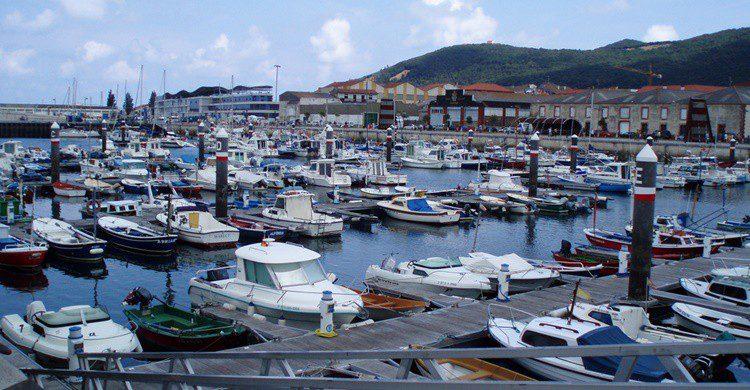 Puerto de Santoña. Juan J. Martínez (Flickr)