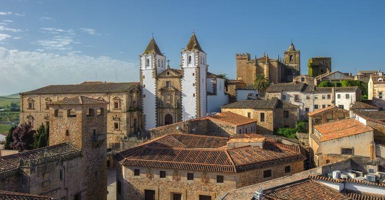 Cáceres (istock)