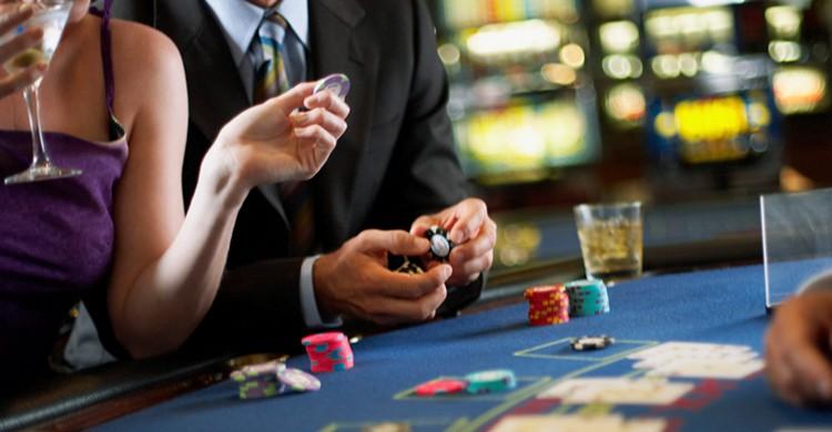 En la mesa (Stratosphere Hotel & Casino, Foter)