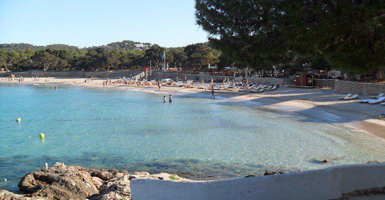 Cala Bassa. Travelbusy.com (Flickr)